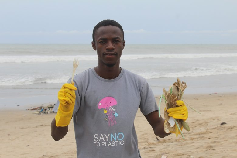 Beach Clean Up Ghana