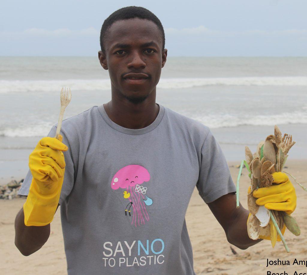 SAY NO TO PLASTIC GHANA