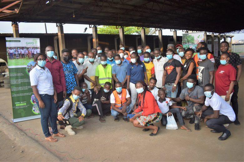 GAYO informal waste pickers
